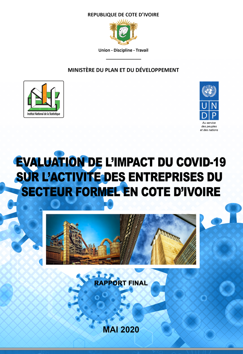Enquête sur l'impact socio-économique du COVID-19 sur les ménages et les secteurs formel et informel en Côte d'Ivoire