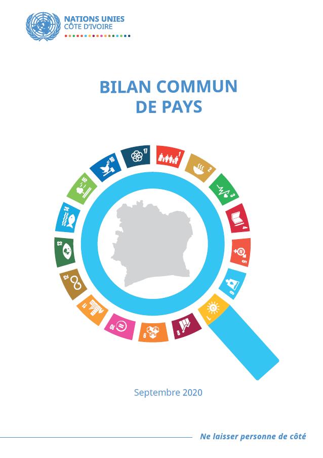 Bilan Commun de Pays - 2020 (Français & Anglais)