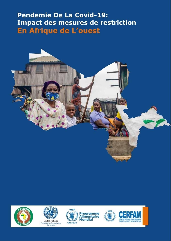 Pandémie de COVID-19: Impact des mesures de restriction en Afrique de l'Ouest
