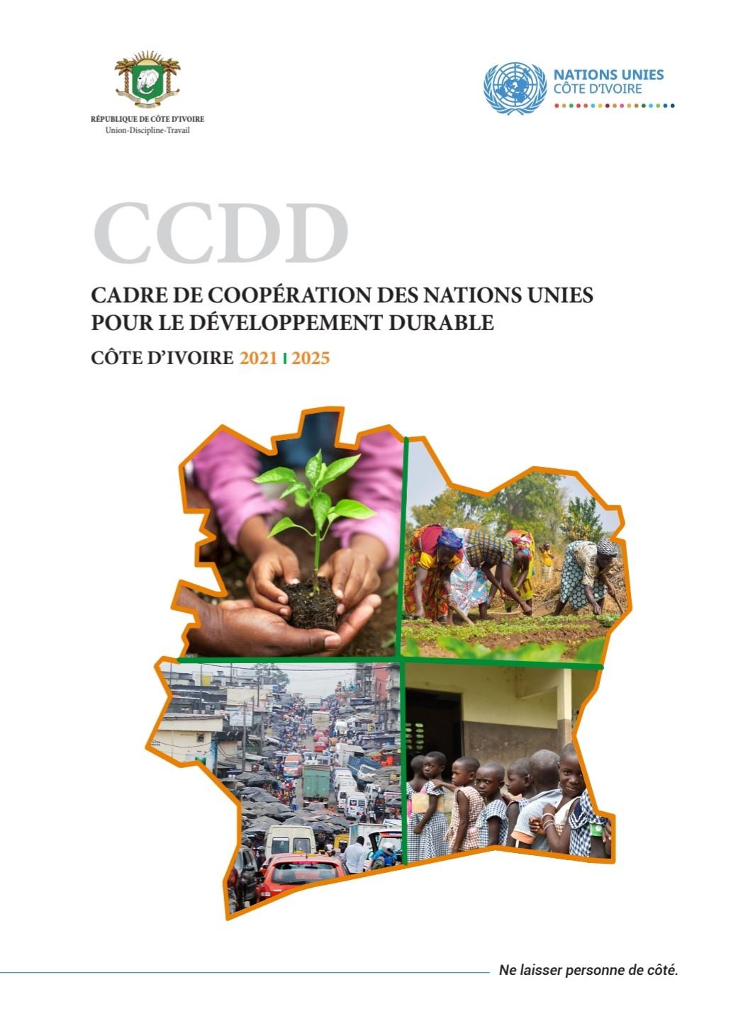 Cadre de Coopération pour le Développement Durable (CCDD) 2021-2025
