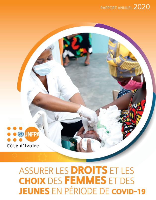 Rapport annuel 2020 - UNFPA Côte d'Ivoire