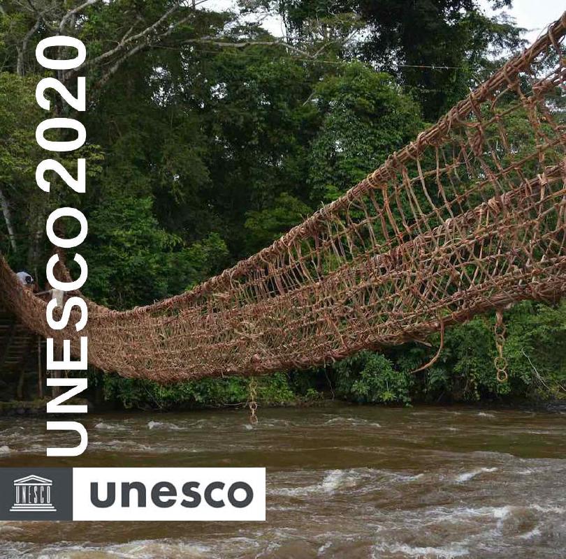 Rapport annuel 2020 - Bureau UNESCO